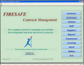 Firesafe Contracts Management